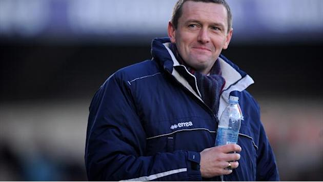 Football - Step in right direction for Boothroyd