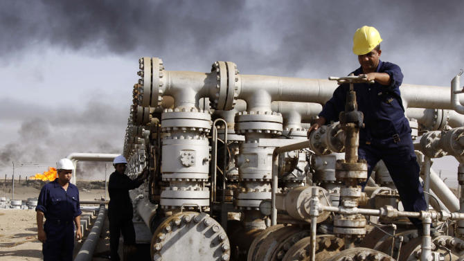 BP: Global demand for energy slows
