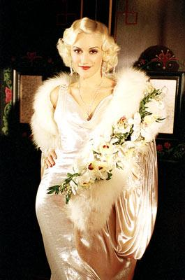 Gwen Stefani as Jean Harlow in Miramax Films' The Aviator