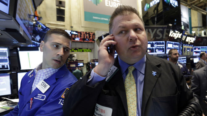 Stocks recover on Wall Street after a 2-day plunge