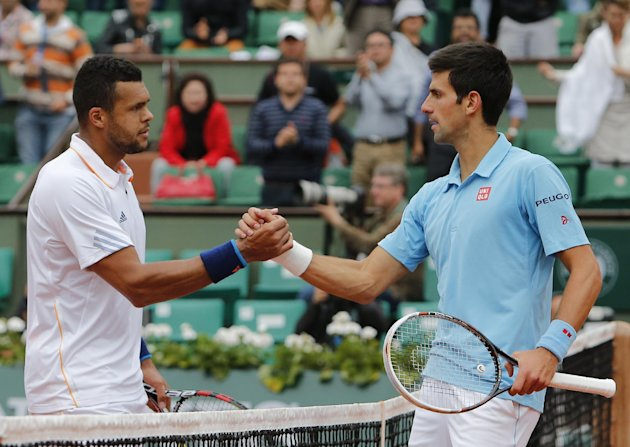 Jo-Wilfried Tsonga didn't put up much of a performance against Novak Djokovic at the French Open a few weeks ago. He'll look to do better than that Mo...