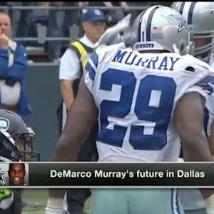 Rapoport: Slim chance Dallas running back DeMarco Murray returns to Cowboys