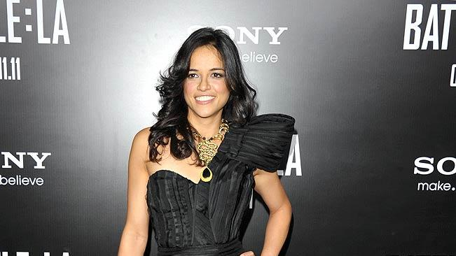Michelle Rodriguez Battle Los Angeles Pr