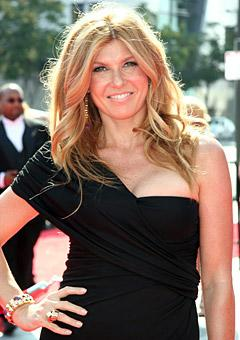 Connie Britton Adopts Baby Boy from Ethiopia