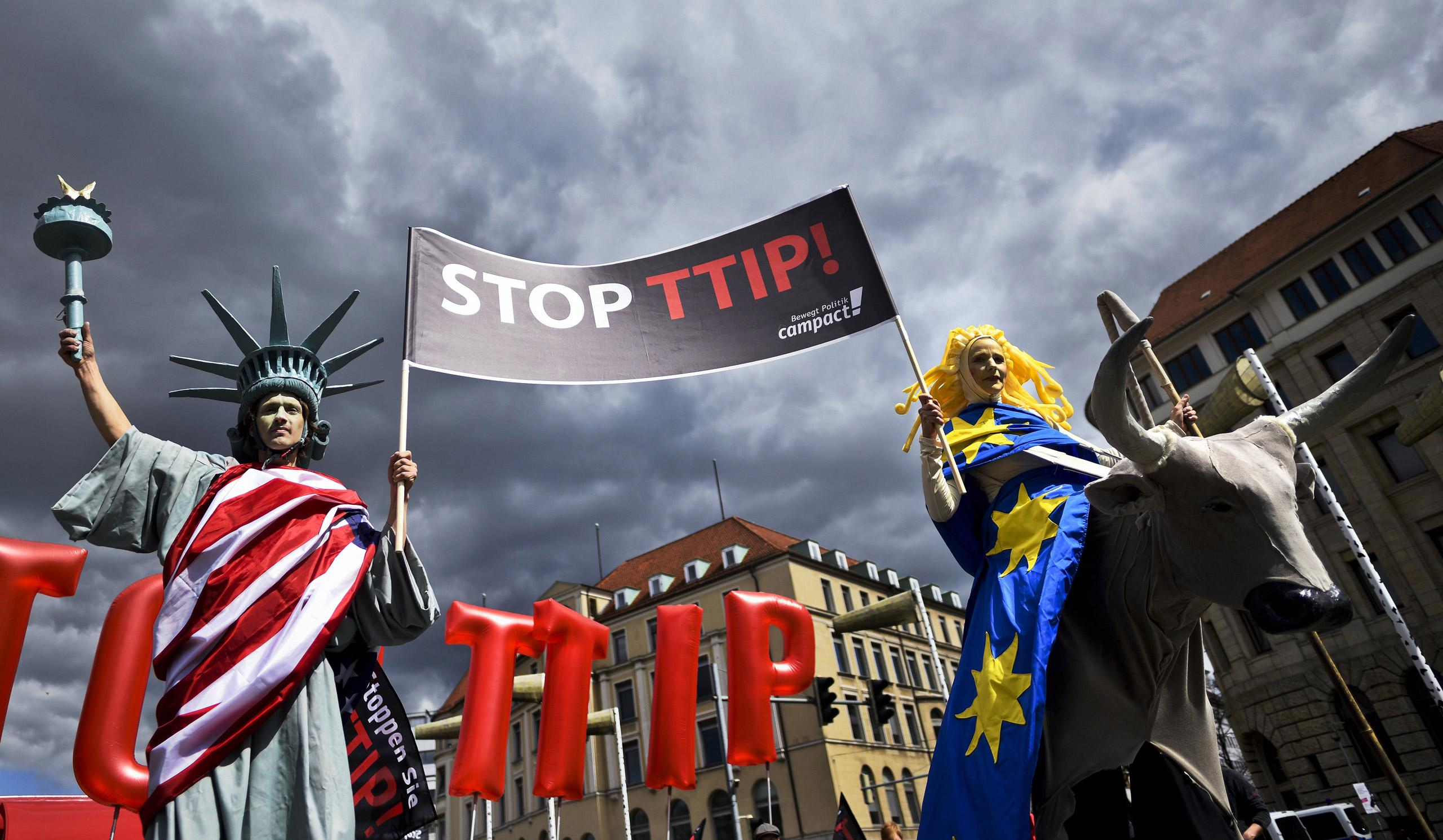 Why Secrecy Could Kill President Obama's Big Trade Deal With Europe