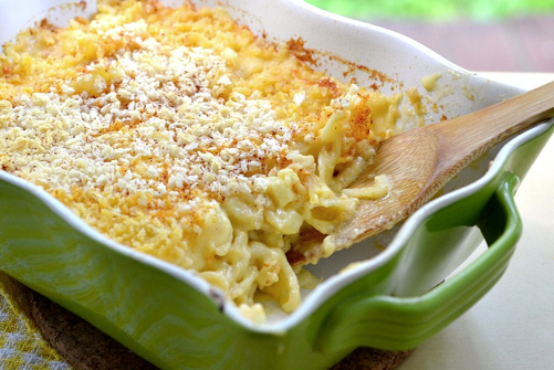 Greek Yogurt Mac 'n Cheese