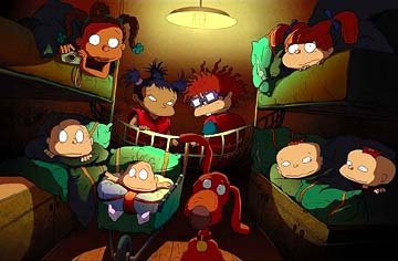 The Rugrats in Paramount's Rugrats Go Wild