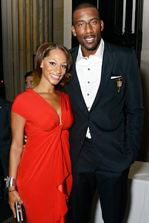 Amar'e Stoudemire Marries Alexis Welch