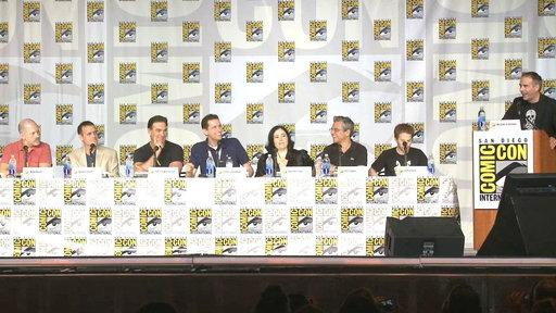 Comic Con 2013: Family Guy Panel, Part 1