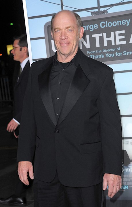 Up in the Air LA Premiere 2009 JK Simmons
