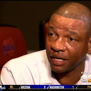 Wife Provided Guidance For Clippers' Rivers During Sterling Controversy
