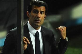Figo rules out Inter return for Mourinho