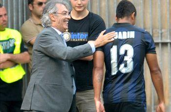 Inter manager Mazzarri reveals Moratti team talk