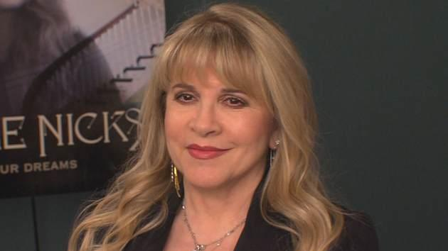 Stevie Nicks chats with Access Hollywood on December, 2013 -- Access Hollywood
