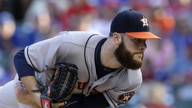 Astros escape cellar with 8-4 win, sweep at Texas