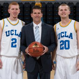 Bruins Basketball: A Family Affair