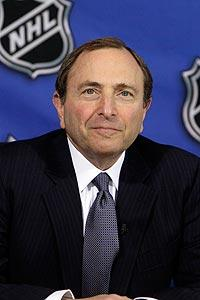Bettman pulled strings in realignment vote