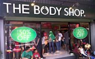 The Body Shop Diskon 50 Persen di PRJ