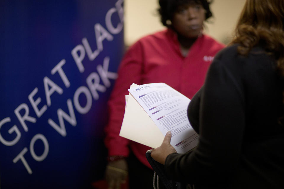 Weekly US jobless claims hit 9-month high of 379K