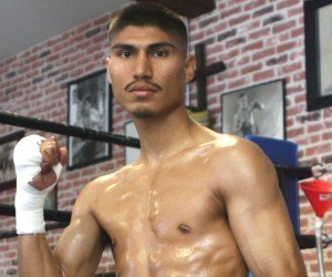 Video of Mikey Garcia