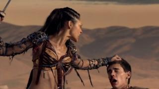 Spartacus: War Of The Damned: Visual Effects Part 1 (Featurette)