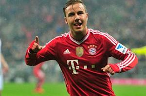 Guardiola tempers Gotze-Messi comparisons