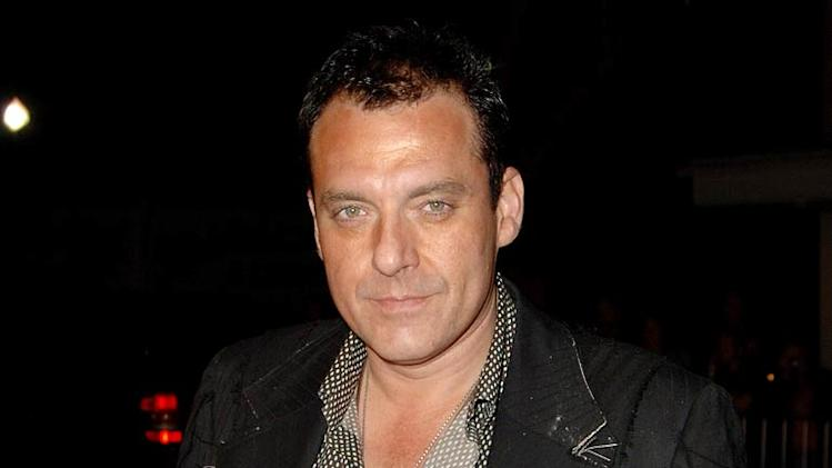 Tom Sizemore checks into season 3 of Celebrity Rehab with Dr. Drew.
