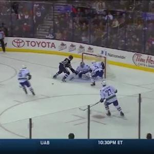 Ryan Miller Save on Scott Hartnell (08:37/1st)