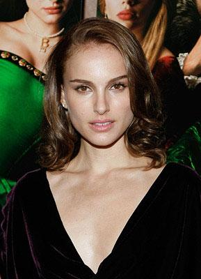 Natalie Portman at a private screening of Columbia Pictures' The Other Boleyn Girl in New York City