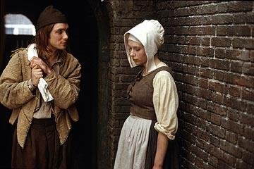 Cillian Murphy and Scarlett Johansson in Lions Gate's Girl With a Pearl Earring