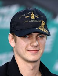 Hayden Christensen will play a 12th-century warrior