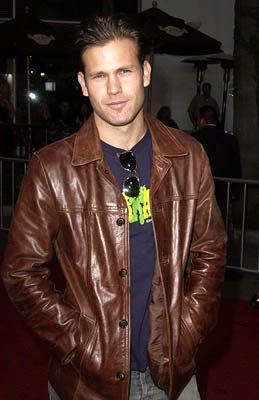 Premiere: Matthew Davis at the LA premiere of Universal's The Scorpion King - 4/17/2002