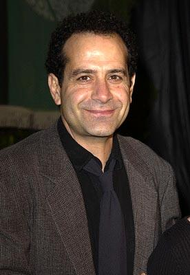 Tony Shalhoub at the Hollywood premiere of Warner Brothers' Harry Potter and The Chamber of Secrets