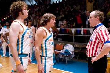Will Ferrell , Woody Harrelson and Matt Walsh in New Line Cinema's Semi-Pro
