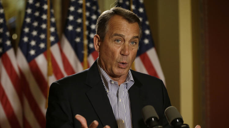 Obama, Boehner meet to discuss 'fiscal cliff'