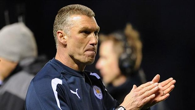 Nigel Pearson felt his Leicester side looked menacing against Watford