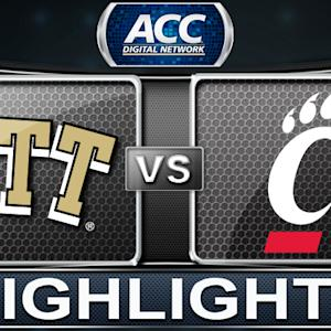 Pitt vs Cincinnati | 2013 ACC Basketball Highlights