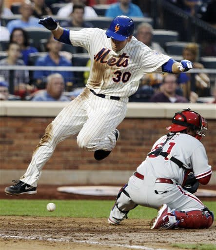 Wright, Niese, Mets rough up Phillies