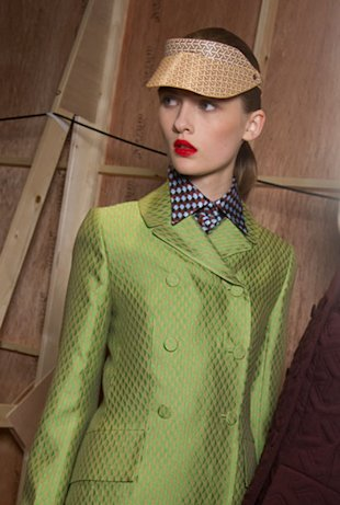 Top Hats From The Autumn Winter 2012 Catwalks: Marc Jacobs to Topshop Unique