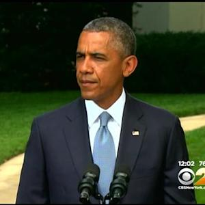 Obama Calls For 'Immediate And Full Access' To Malaysia Airlines Crash Site