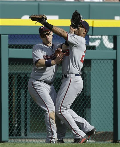 Twins snap skid with 3-2 win over Tigers