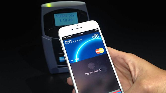 Not even Apple's powers can make Apple Pay an overnight hit