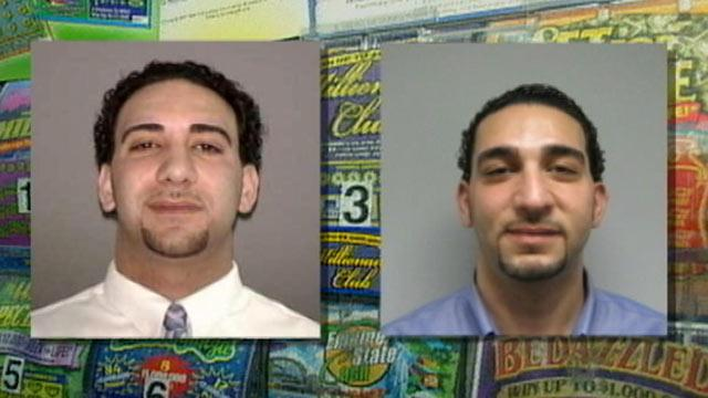 Brothers Charged in $5M Lotto Scam