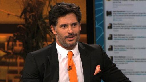 Joe Manganiello Takes a Pop Quiz