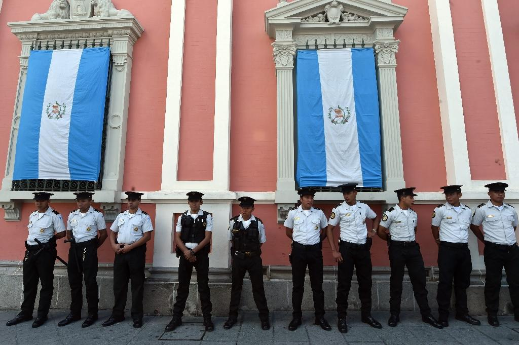 Guatemala heads for elections amid political tumult