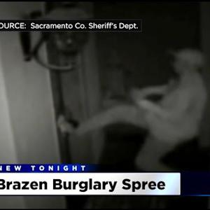 Surveillance Video Shows Teen Suspsects Behind Dozens Of Sacramento County Burglaries