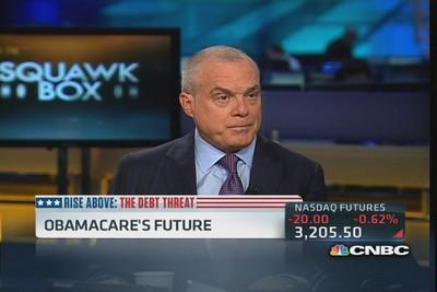 Aetna CEO: Convinced Obamacare was going to be difficult ...
