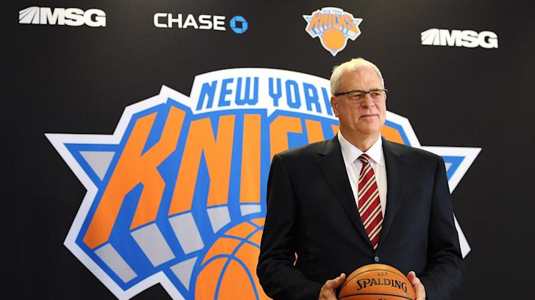 New York Knicks Press Conference
