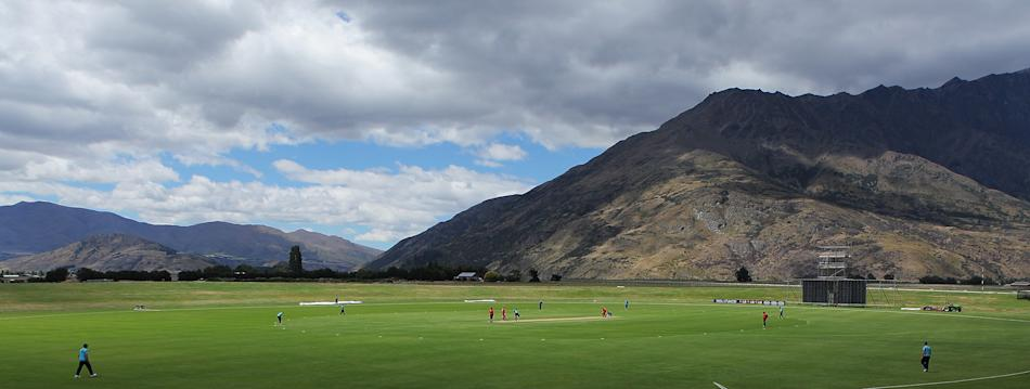 ICC Cricket World Cup Qualifier - Scotland v Hong Kong