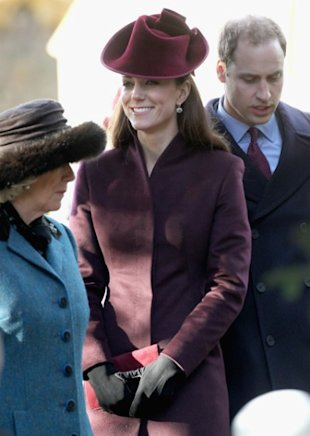 Kate Middleton Christmas